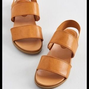 Classic Brown Sandals